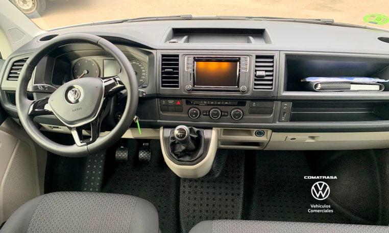 salpicadero Volkswagen Caravelle 2.0 TDI 114 CV