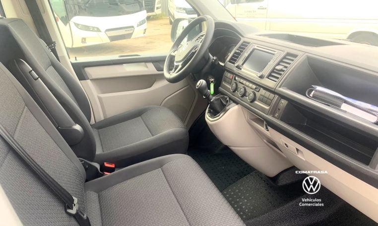 cabina Volkswagen Caravelle 2.0 TDI 114 CV