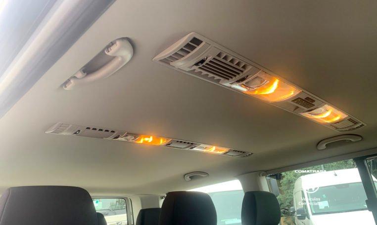 climatización Volkswagen Caravelle