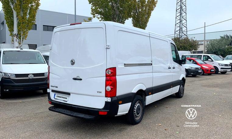 furgoneta Volkswagen Crafter 30 109 CV