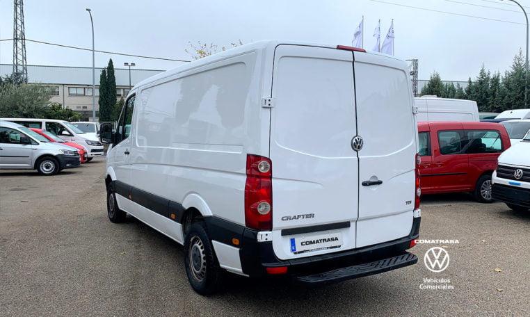 segunda mano Volkswagen Crafter 30 109 CV