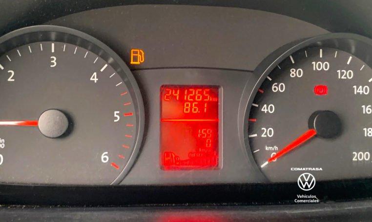 kilometros Volkswagen Crafter 30 109 CV