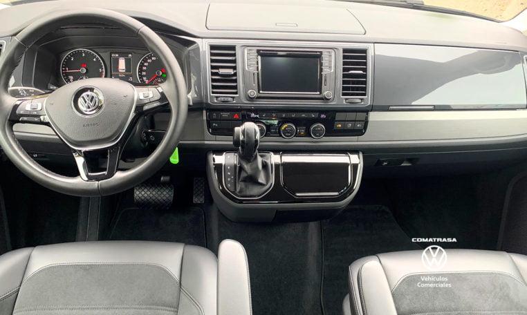 salpicadero Volkswagen Multivan Premium DSG 150 CV