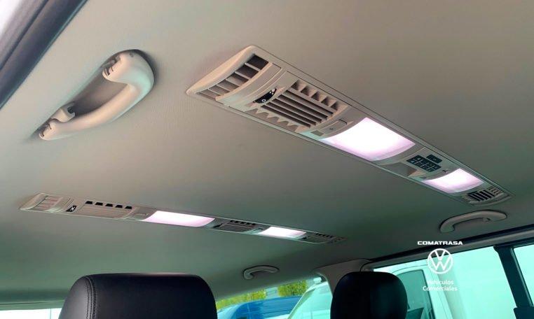 climatización Volkswagen Multivan Premium DSG 150 CV