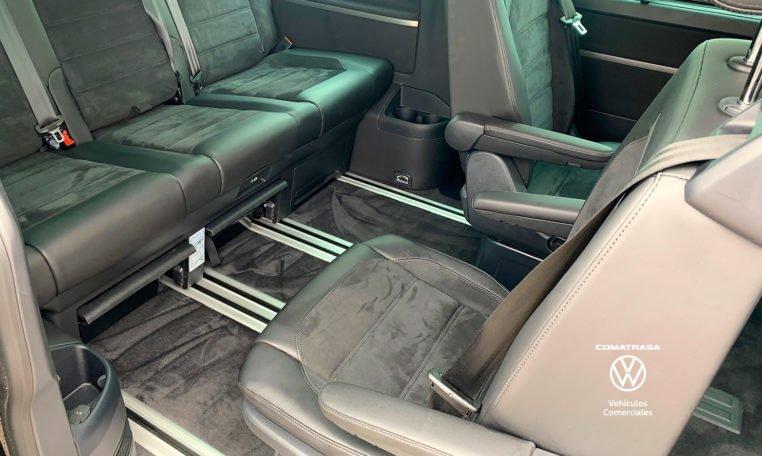 asientos cuero Volkswagen Multivan Premium DSG 150 CV
