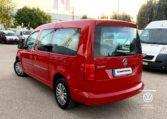 lateral izquierdo Volkswagen Caddy Maxi Trendline 2.0 TDI 102 CV