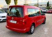 lateral derecho Volkswagen Caddy Maxi Trendline 2.0 TDI 102 CV