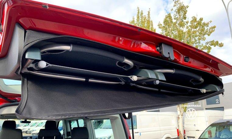 sillas camping Volkswagen California Beach 2.0 TDI 150 CV BC