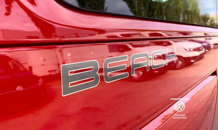 logo Volkswagen California Beach 2.0 TDI 150 CV BC