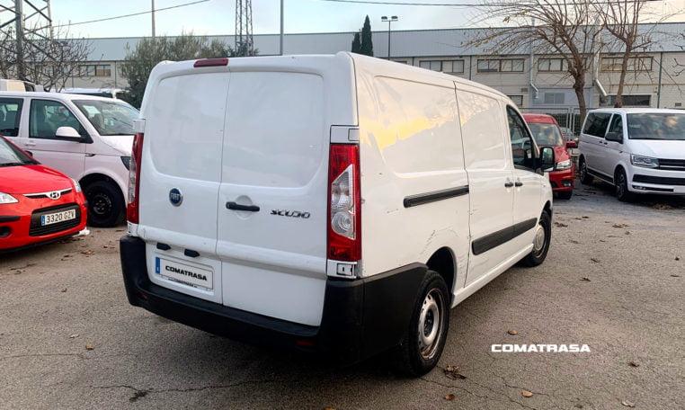 lateral derecho Fiat Scudo 1.6 Multijet