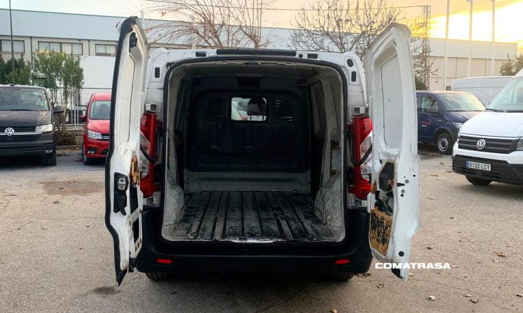 zona de carga Fiat Scudo 1.6 Multijet