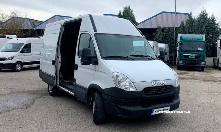 2013 Iveco Daily 35S13