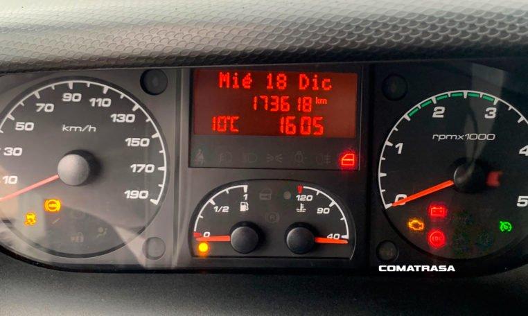 kilometros Iveco Daily 35S13