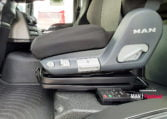 asiento conductor MAN TGL 12.250 4x2 BL
