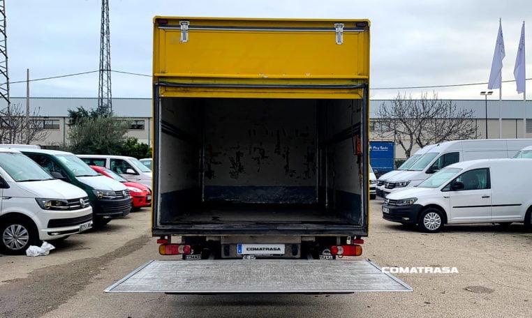 plataforma Zepro Renault Master 120.35 4x2