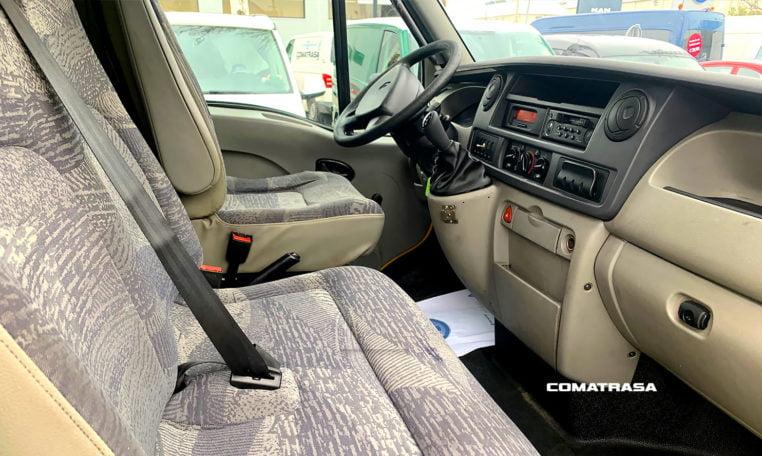 asientos Renault Master 120.35 4x2