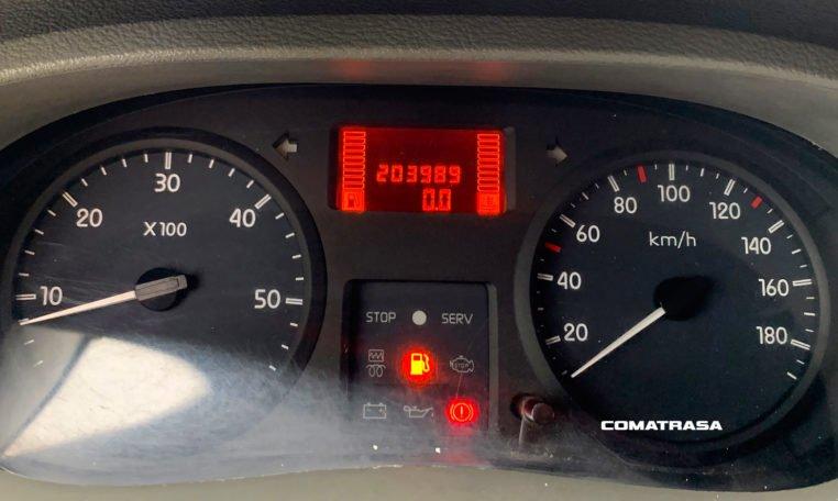 kilometros Renault Master 120.35 4x2