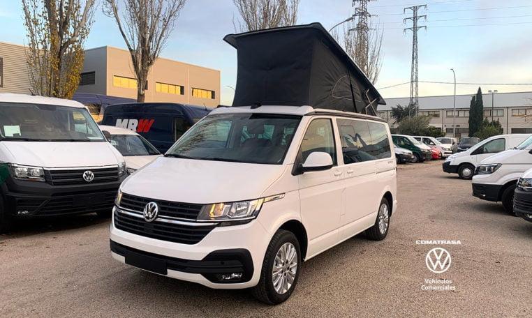 Volkswagen California Beach T6.1 DSG