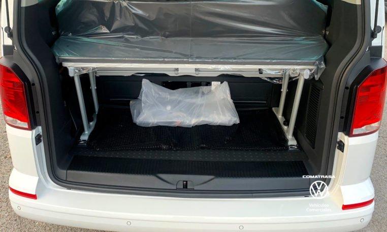 mesa camping Volkswagen California Beach T6.1