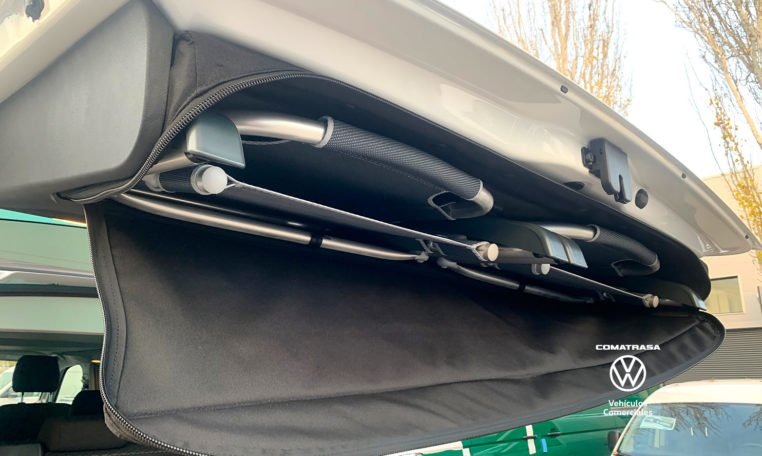 sillas camping Volkswagen California Beach T6.1
