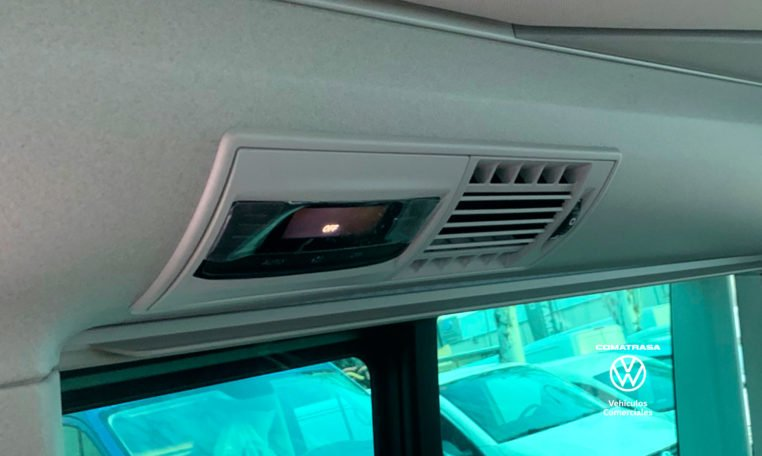 climatización Volkswagen California Beach T6.1