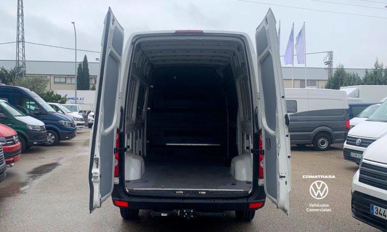zona de carga Volkswagen Crafter 35 L3H3