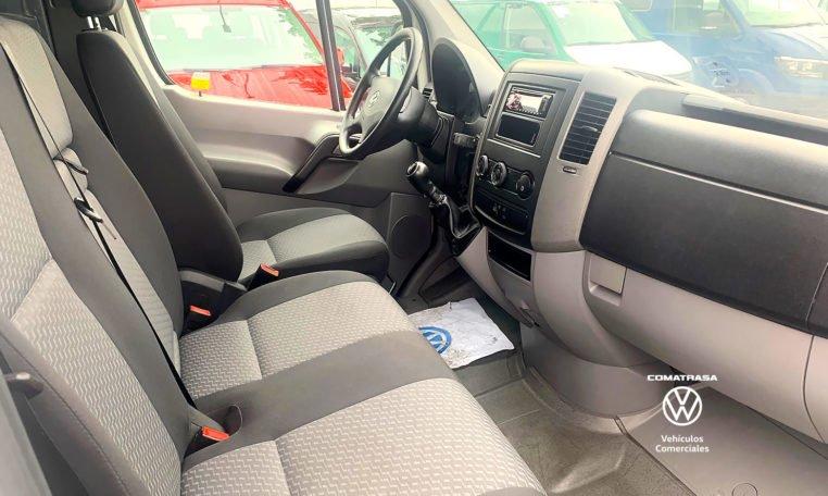 3 plazas Volkswagen Crafter 35 L3H3