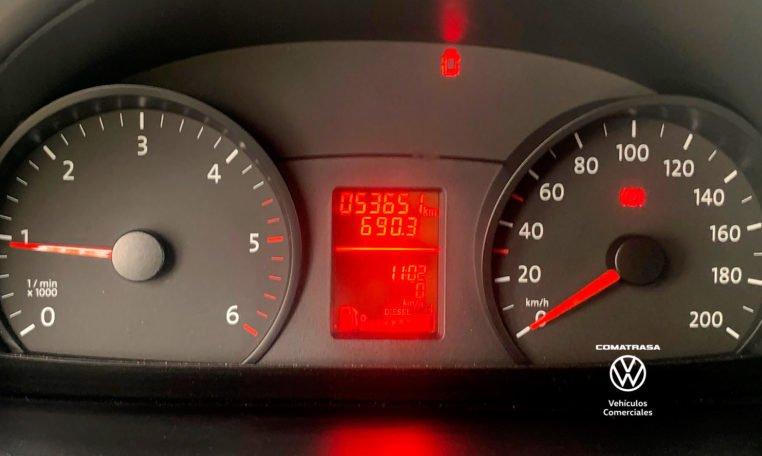 kilometros Volkswagen Crafter 35 L3H3