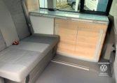 asientos Volkswagen California Ocean T6.1