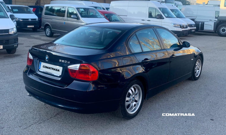 lateral BMW 320d 2.0 163cv Berlina