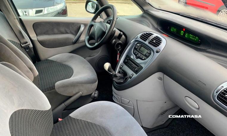 asientos delanteros Citroen Xsara Picasso