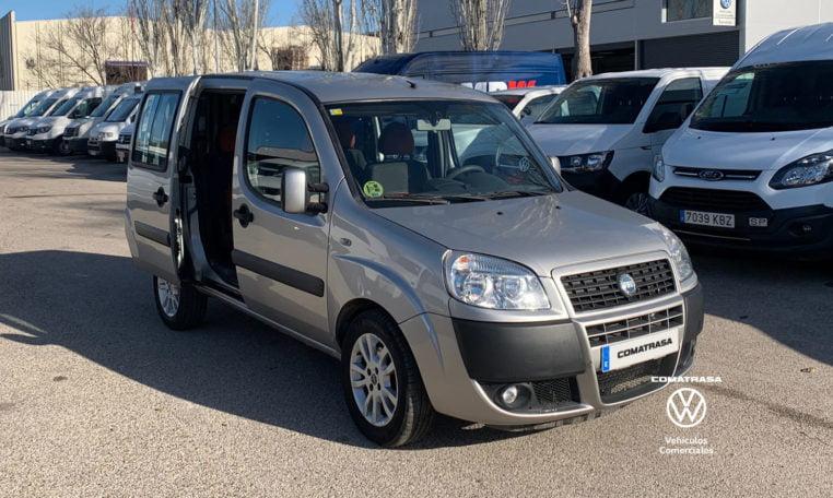 2007 Fiat Doblo 1.9 JTD 120cv