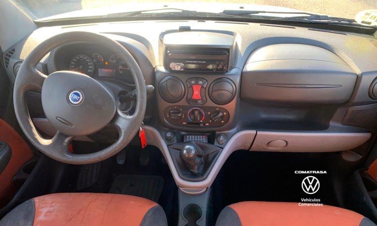 interior Fiat Doblo 1.9 JTD 120cv