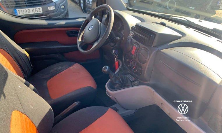 tapicería Fiat Doblo 1.9 JTD 120cv