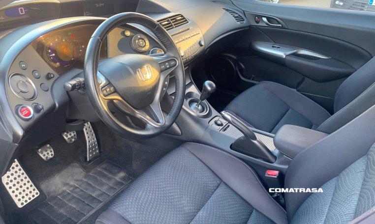 plazas delanteras Honda Civic 1.4 i-VTEC 99 CV