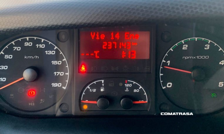kilómetros Iveco Daily 35S17 L3H3 3.0 D 170 CV