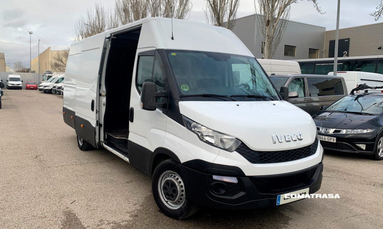 2015 Iveco Daily 35S15