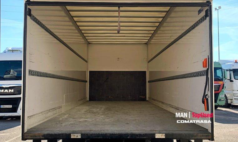 caja MAN TGL 12250