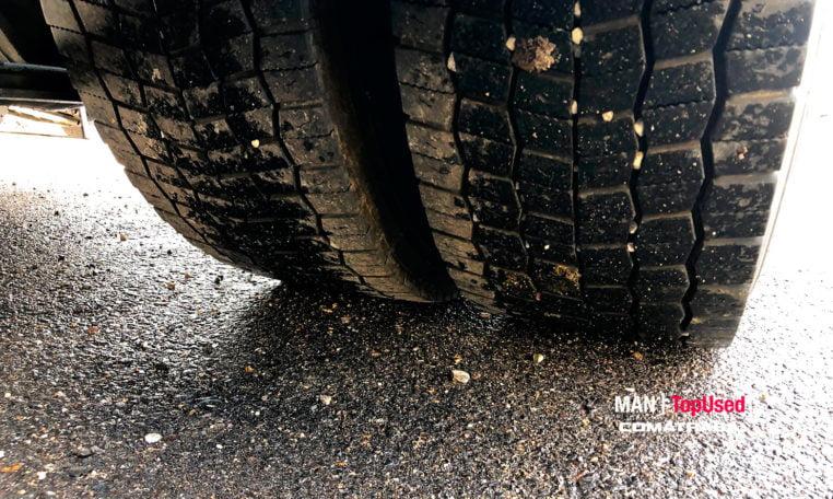 neumáticos MAN TGS 18480