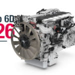 Motor MAN D26 Euro 6D