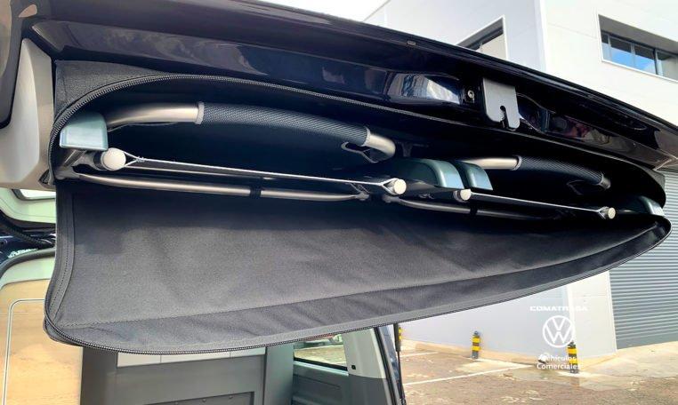 Sillas Volkswagen California Ocean T6.1