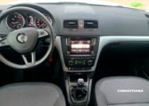 interior Skoda Yeti Outdoor 1.2 TSI