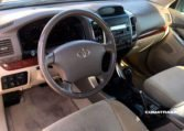 interior Toyota Land Cruiser 3.0 D4-D 166cv