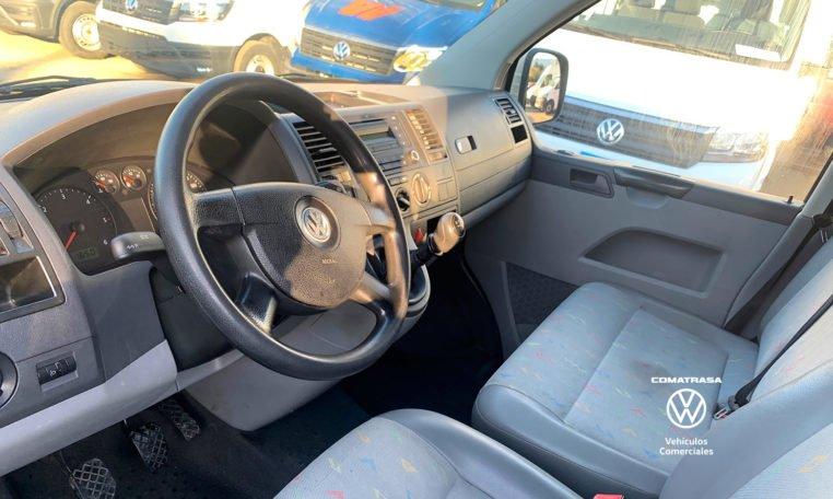 cabina Volkswagen Transporter T5 2.5 TDI
