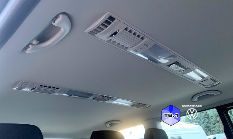 climatizador Volkswagen Caravelle T6.1