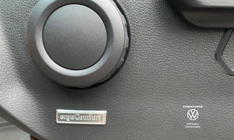 asiento ergo comfort Volkswagen Crafter 35 L3H3