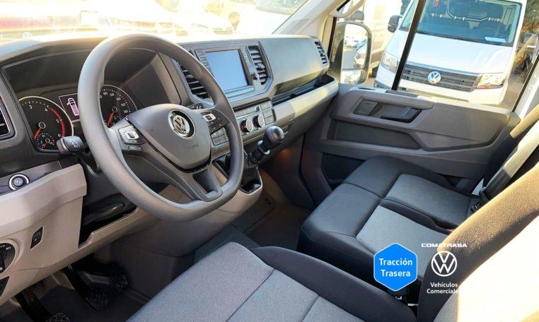 interior Crafter 35 L3H3 tracción trasera