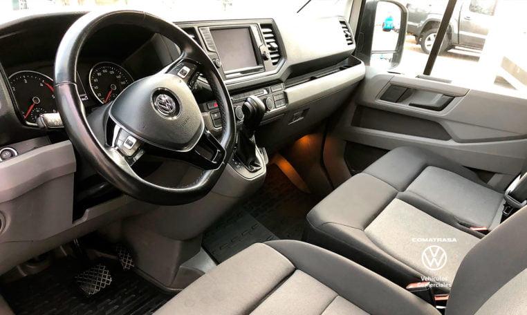 interior Volkswagen Crafter 35 L4H3 automático