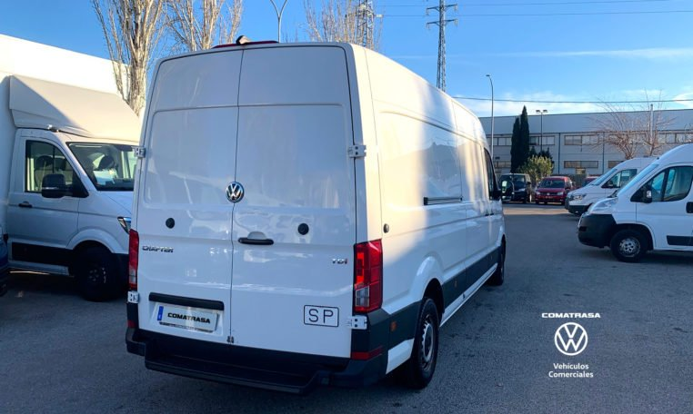 lateral Volkswagen Crafter 35 L4H3