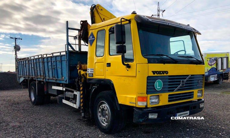 1996 VOLVO FL7 4X2 19500